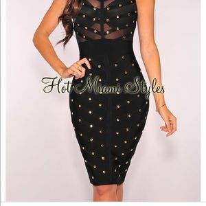 Bandage Dress From Hot Miami Styles
